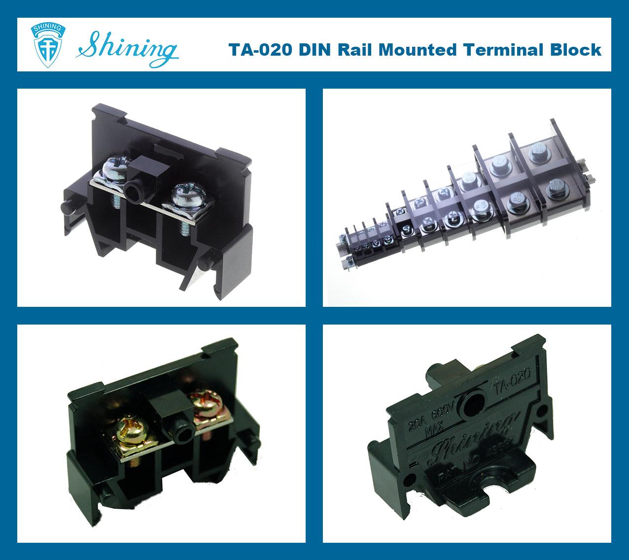TA-020 Terminal Block