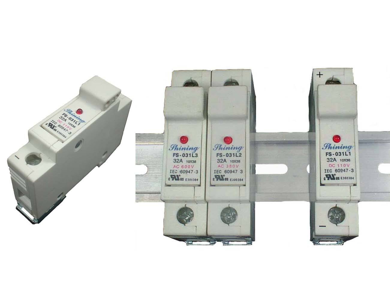 din rail mounted fuse holders  din  free engine image for