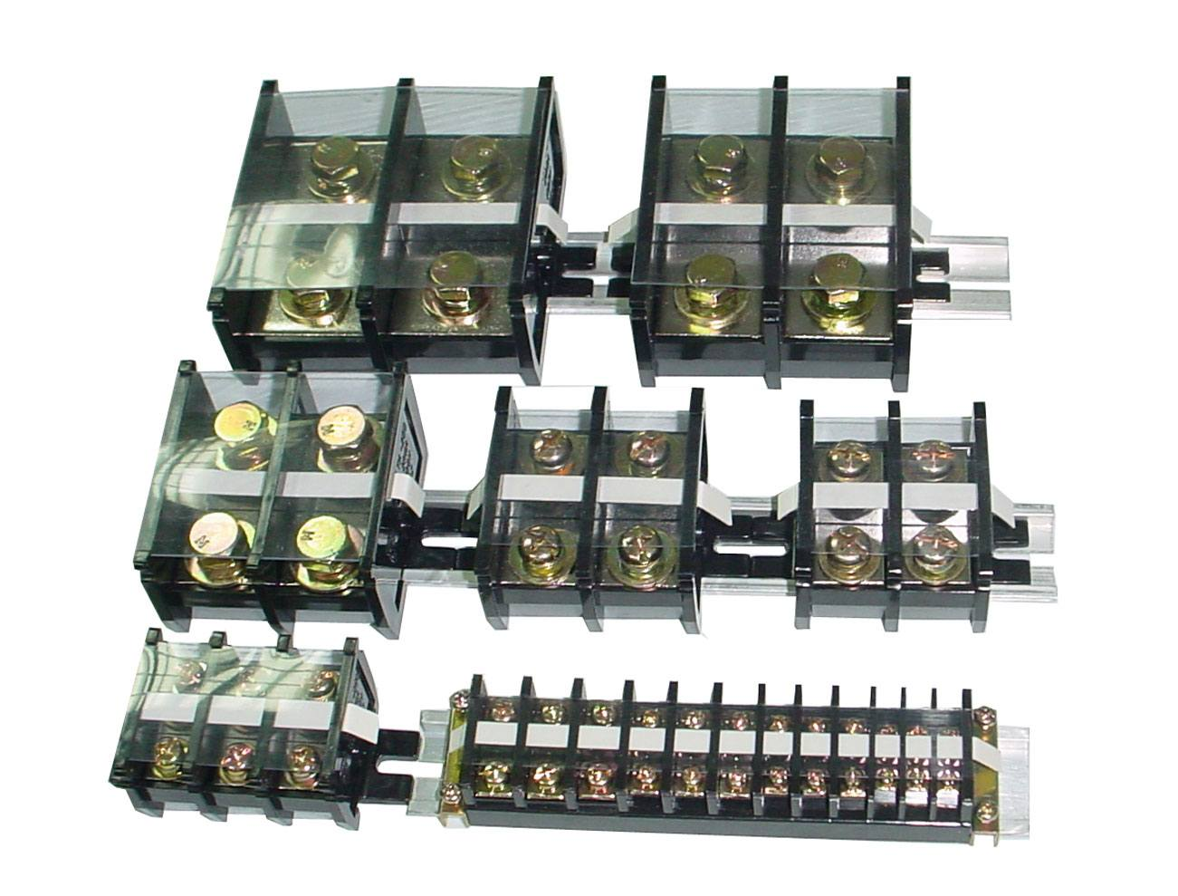Terminal Blocks DIN Rail Terminals RS Components