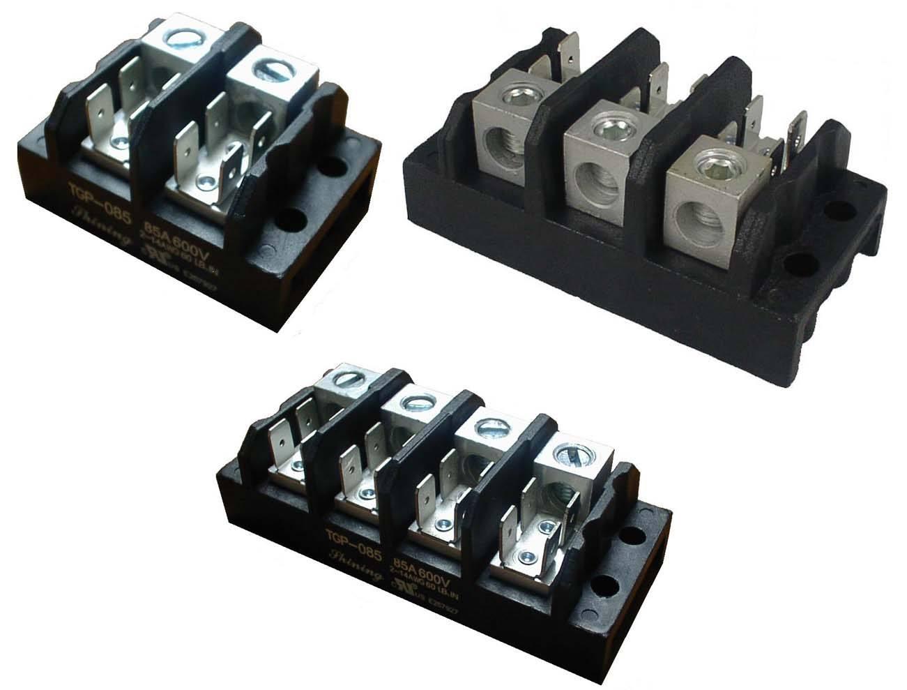 Power Terminal Block : Power terminal blocks taiwan high quality