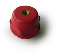 SL-3025 6.6KV M6 Screw Low Voltage Standoff Insulator