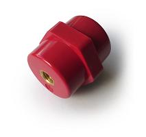 SL-3035 10KV M8 Screw Low Voltage Standoff Insulator