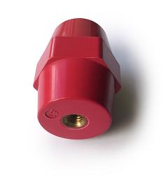 SL-3651 15KV M8 Screw Low Voltage Standoff Insulator