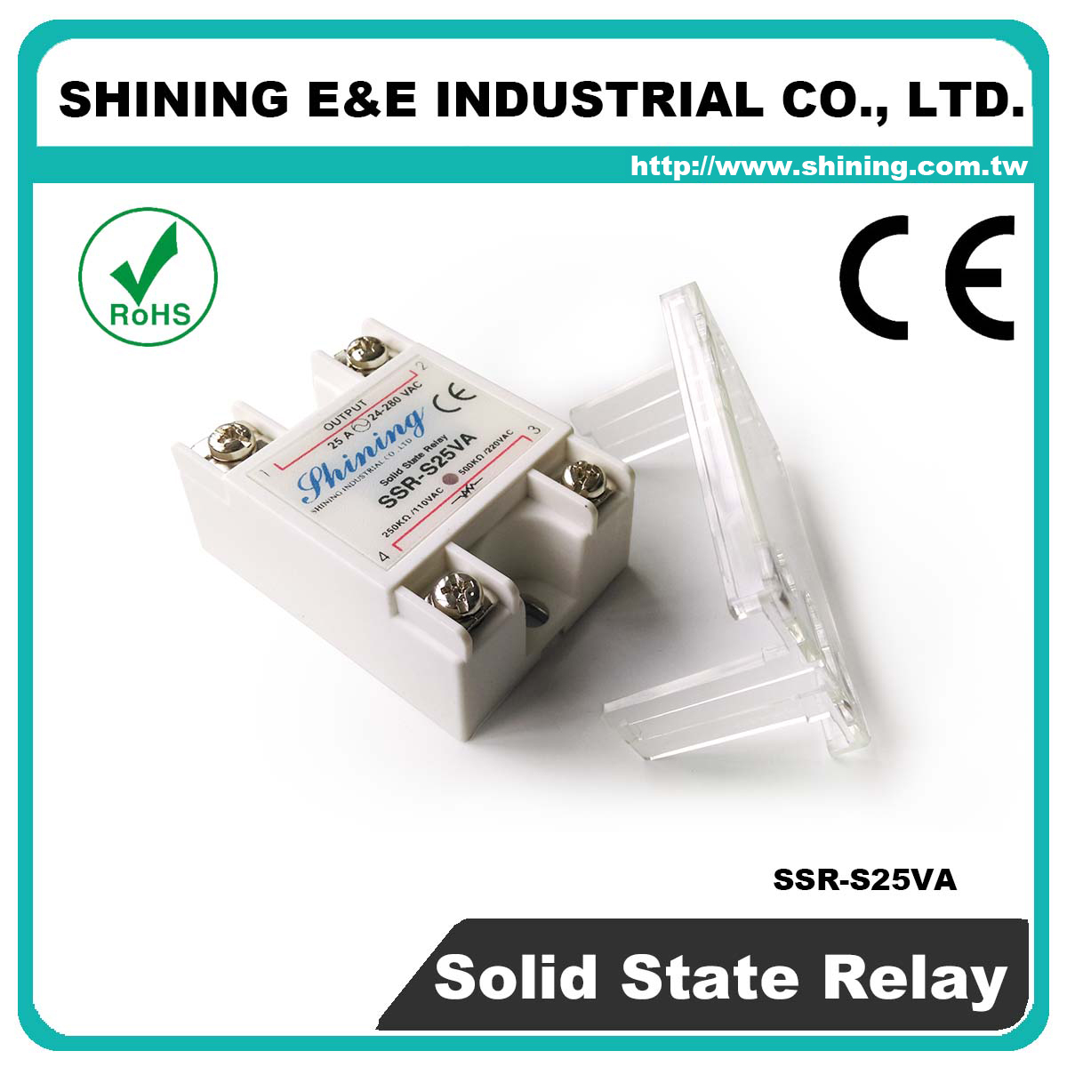 Taiwan Ssr S25va Variable Resistor To Ac Phase Control Solid State Relay Working
