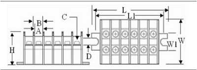 TA Series Terminal Block