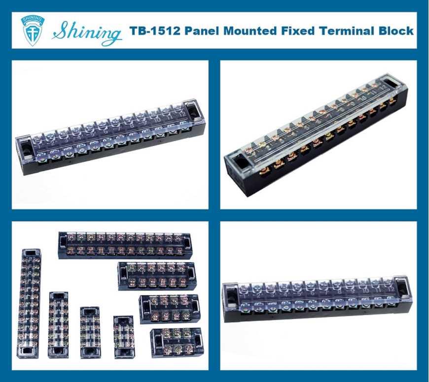 38721-6704 - conn barrier strip 4pos 375