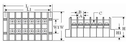 TB Assembly Terminal Block