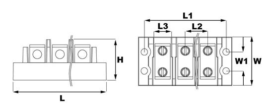TGP-050-BSS 600V 50A 細節圖